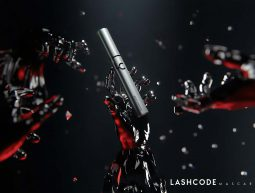 volumiserande mascara Lashcode